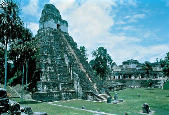 dioses mayas similitude